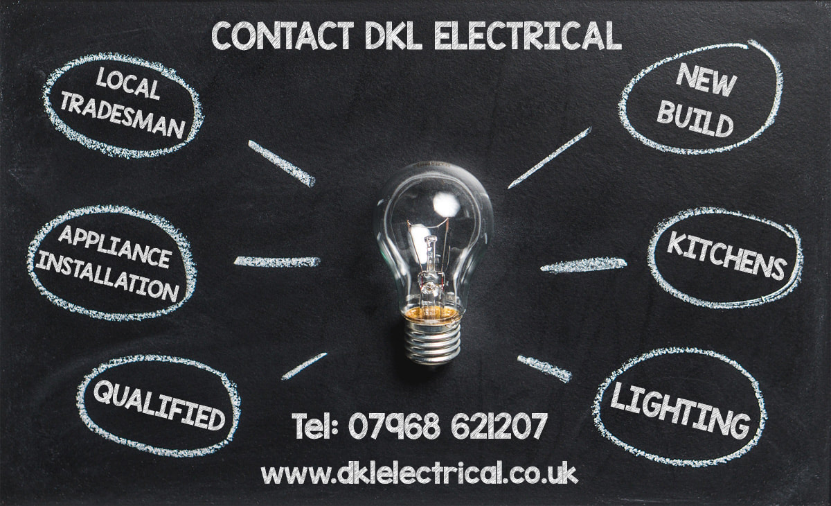 QUALIFIED ELECTRICIAN STOURPORT DKL ELECTRICAL